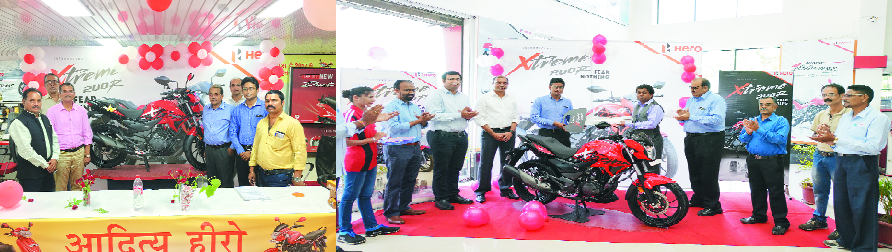 Hero MotoCorp's Xtreme 200R hits city roads