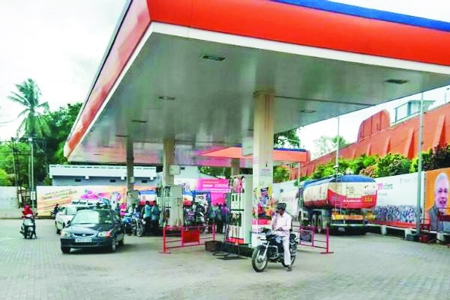 Fuel price squeezes earnings of daily wage earners
