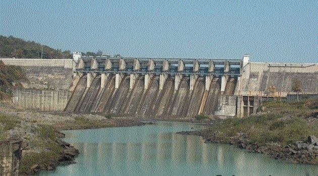 Normalcy returns as all 5 gates of Bango dam closed