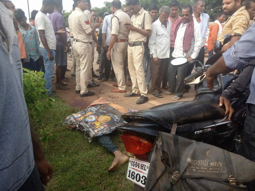 One killed in road accident; villagers stage chakkajam