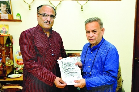 RBI Director Satish Marathe visits SSB