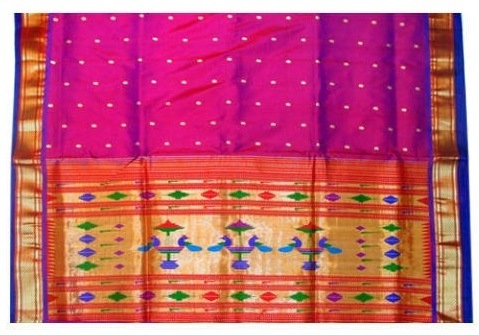 Mahindrakar & Sons offers wide range of sarees for festive season