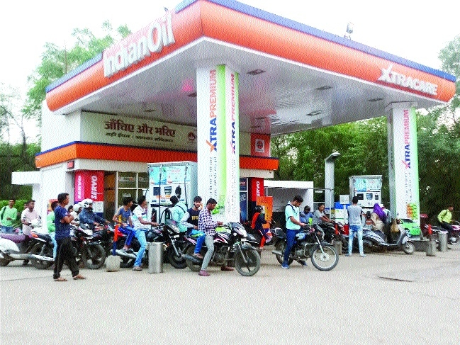 Fuel prices touch record high