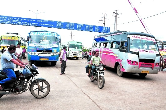 ISBT fails to provide better transport facilities to people