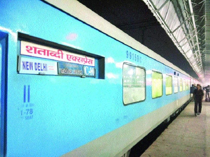 Safety spring snag haunts Shatabdi Exp