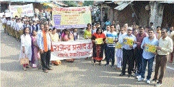 JMC conducting special awareness drive to make Jabalpur No 1 in cleanliness