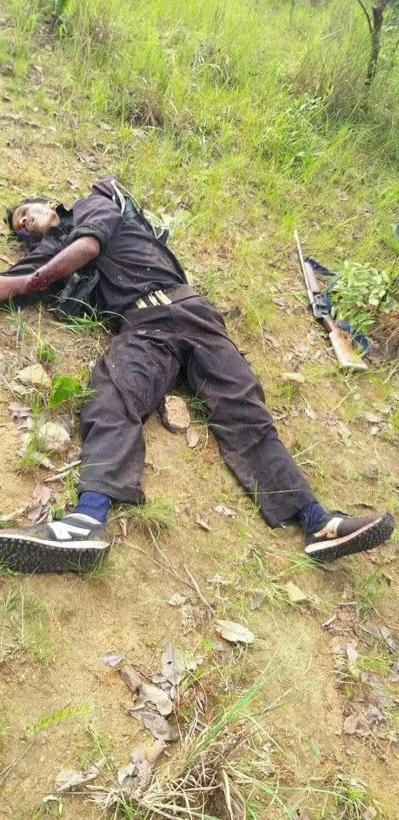 One Naxalite killed in fierce encounter