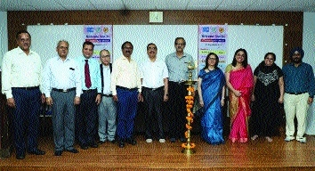 Workshop on Hematology conducted at JLN Hospital & Research Centre of BSP