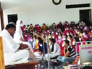 Jain community observes 'Tap Divas'