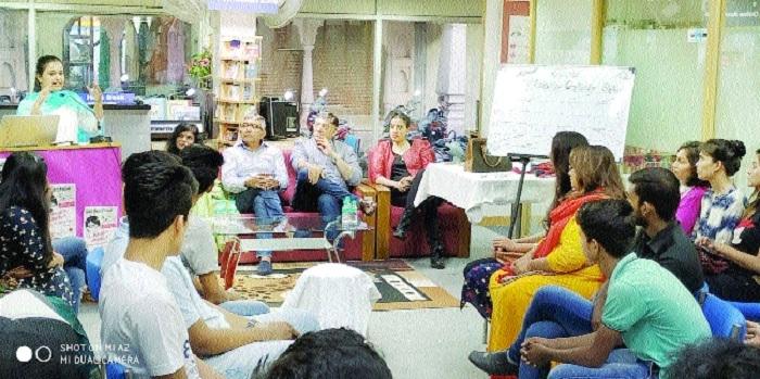 Harry Potter Festival begins at Swami Vivekananda Library