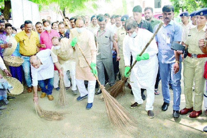 Madhya Pradesh will be country's champion in cleanliness: CM