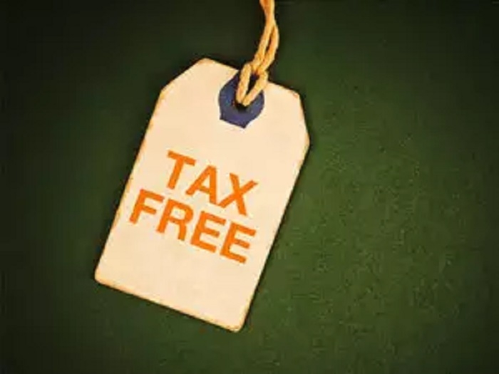 Tax planning to earn tax-free income