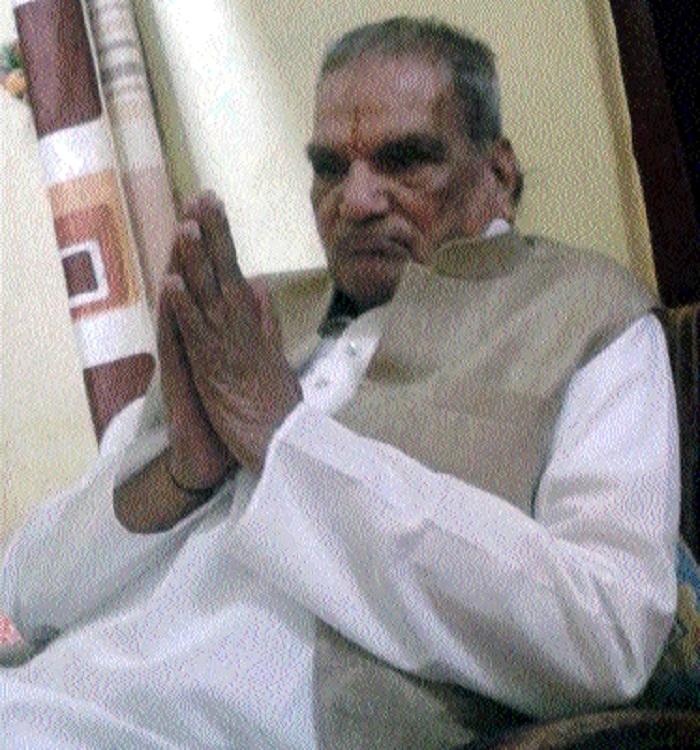 Ex-MP Mohan Lal Jain no more