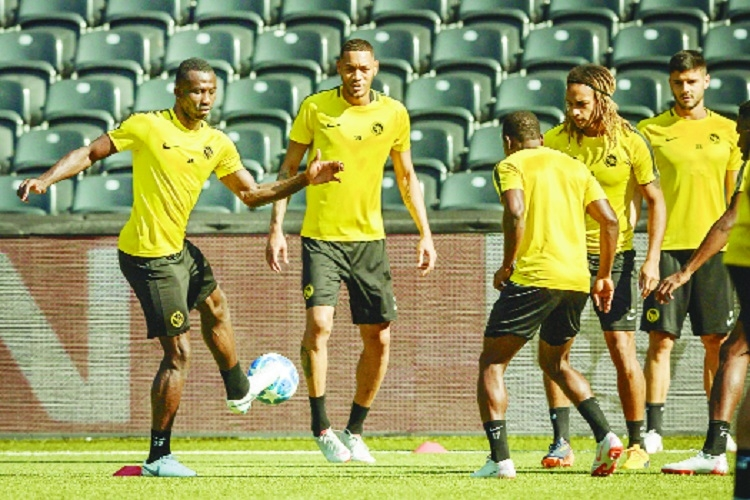 Young Boys prepare for debut against Man Utd