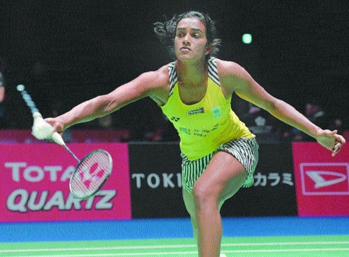 Sindhu enters pre-quarters