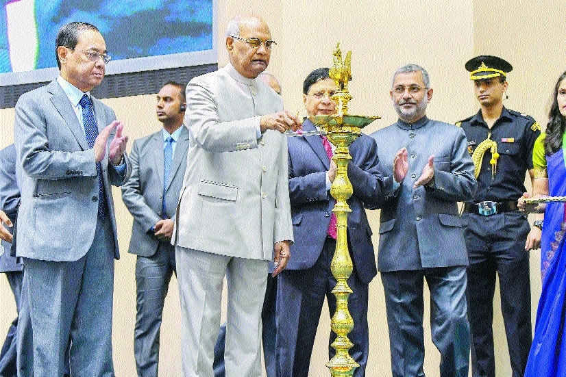 Technology can facilitate speedy justice delivery: Kovind