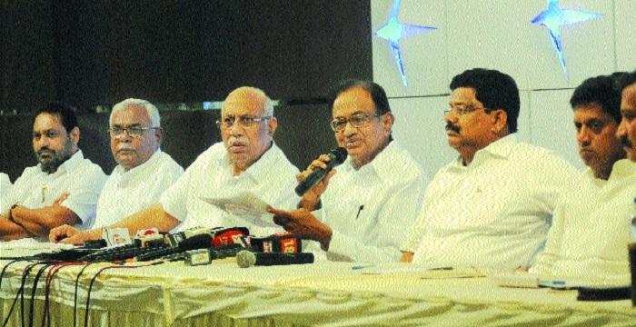 Chidambaram demands JPC probe into Rafale deal