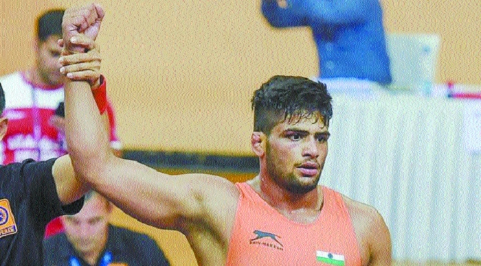 Bhanwal becomes first Indian to win back-to-back medals