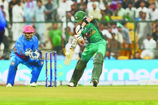 Malik saves Pak the blushes