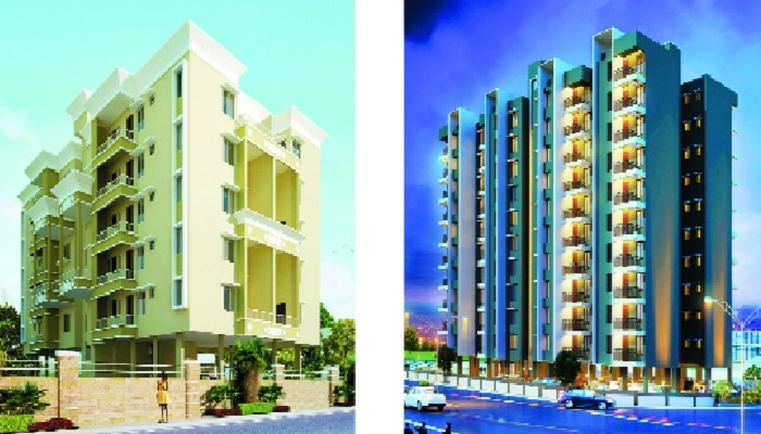 Rachana Construction's Sahira-A and Madhukosh-C a true paradise