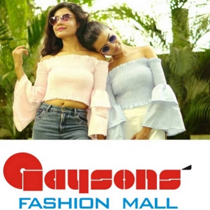 Gaysons The Fashion Mall offers heavy discount
