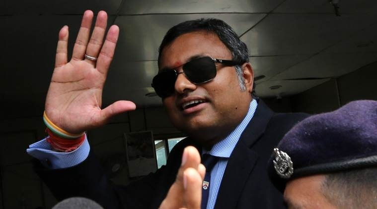 Court to hear ED's plea for Karti's arrest on Oct 8 in Aircel-Maxis case