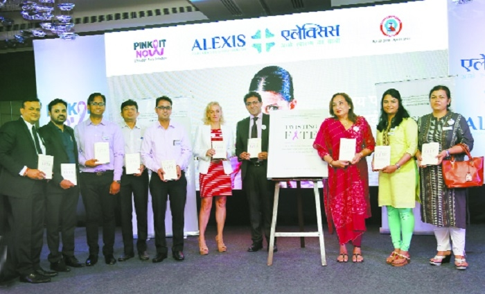 Alexis Hospital launches second edition of breast cancer awareness campaign