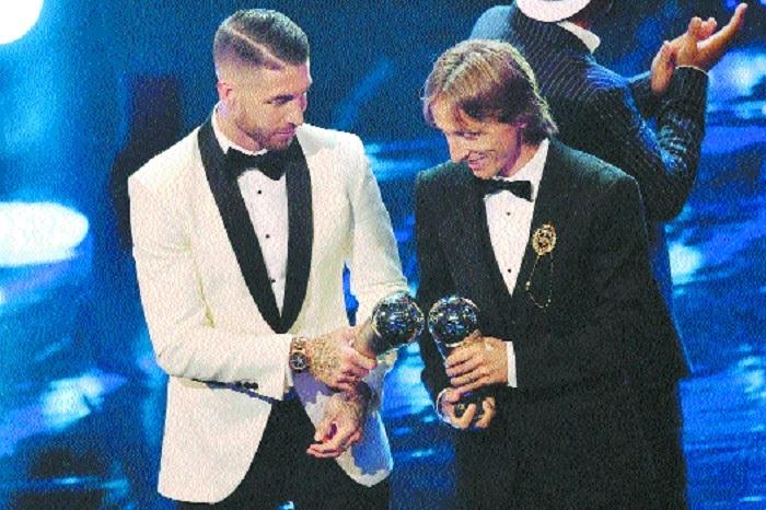 Modric ends Ronaldo-Messi era