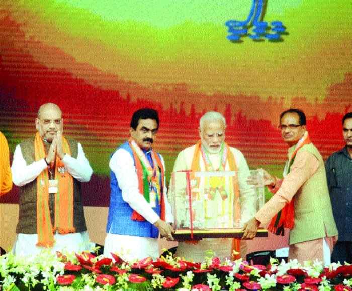 UPA did injustice to MP: CM Chouhan