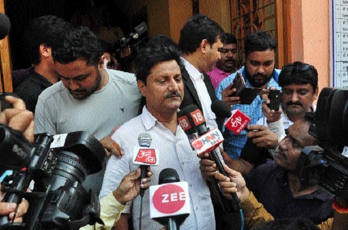 Prime accused in sex CD row Murarka surrenders, gets bail