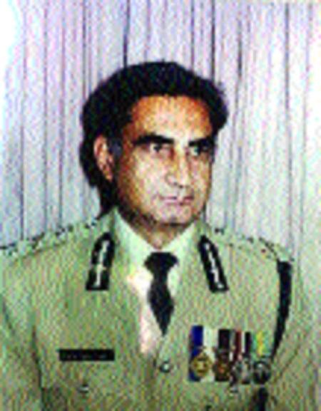 MP ex-DG, Home Guard, S K Dhillon passes away