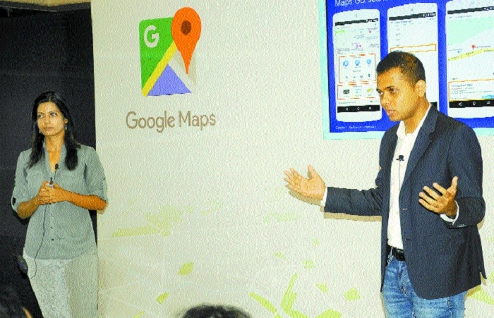 Now, explore city using Google Maps with 'Two-wheeler mode'