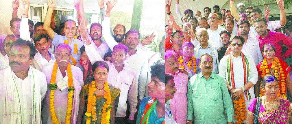 Gram Panchayat elections: BJP claims huge victory, others claim major gain