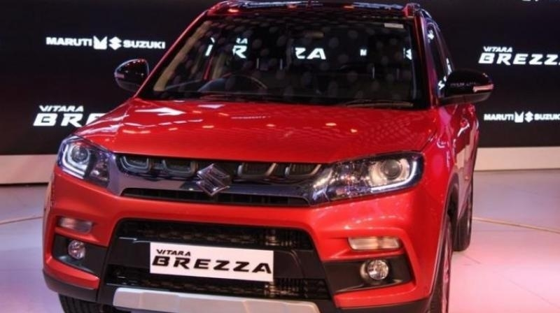 Four-star rating to Vitara Brezza