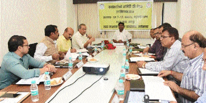 Committee meet of State Literacy Mission Authority conducted