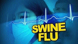 One dies of swine flu