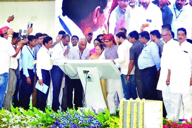 MP is realising dreams of Atalji: Sumitra Mahajan