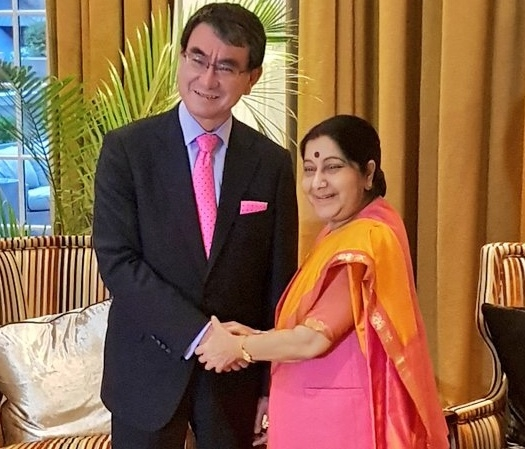 BRICS shouldn't be divided on UNSC reform: Sushma