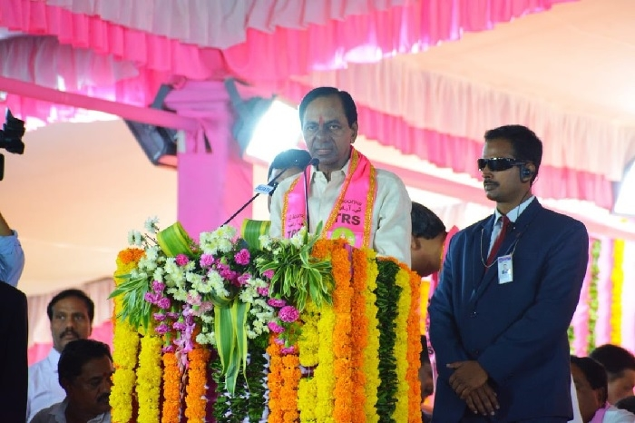Telangana CM hints at early Assembly polls
