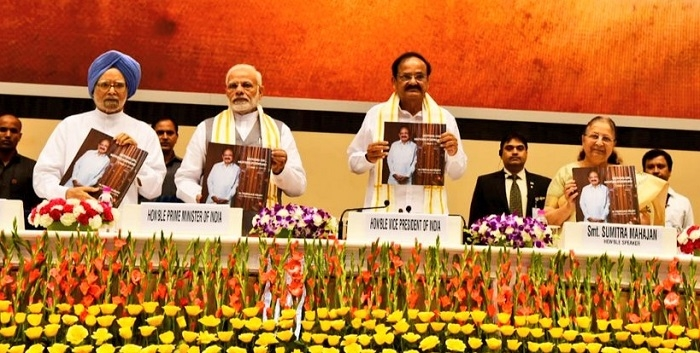 Easy to call a disciplinarian 'autocrat': Modi