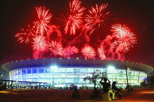 Asiad shows whiff of bright future