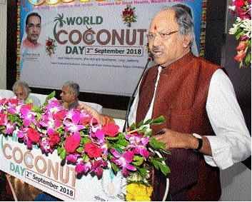 Coconut Devpt Board to be formed in State