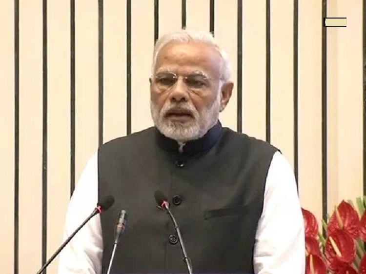 Congress spreading lies to mislead people, says Modi