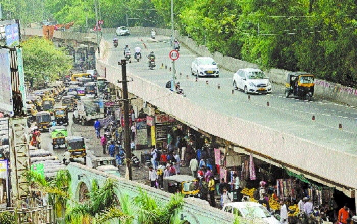 NMC clears demolition of flyover in front of railway station
