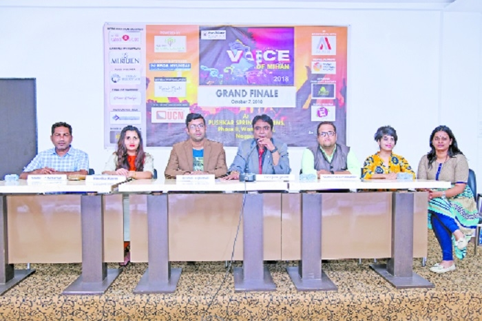 'Pushkar Voice of Mihan' finale on Oct 7
