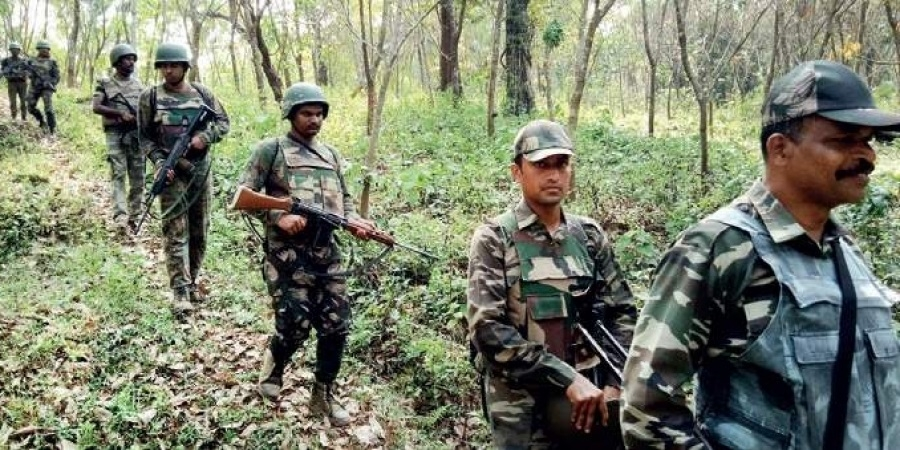Aimed at denying space to Maoists' supporters: CRPF