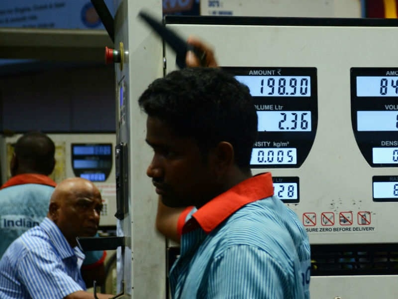 Petrol, diesel prices reach highest levels on rupee woes