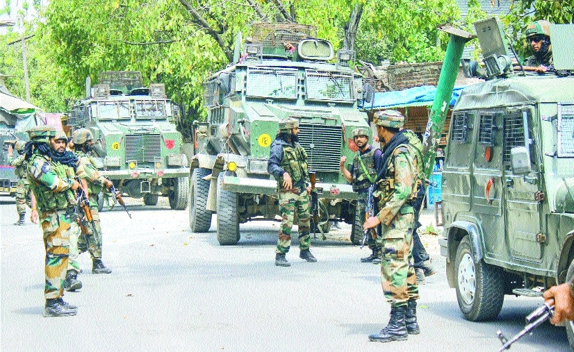 Massive search op launched in 18 J&K villages