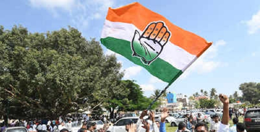 Cong wins majority in K'taka civic polls