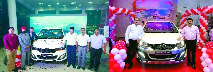 Mahindra & Mahindra launches much-awaited 'Marazzo'